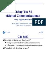 Digital Communications_Chapter 0