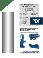 340_manual de Bombas Para Especificaciones