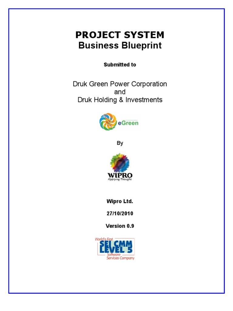 2 business blueprint ps 10updated one business process business malvernweather Choice Image