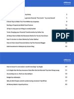Table of Content for eMoney - April 2009 Edition