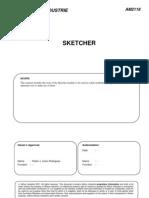 Amc005 Sketcher Engl