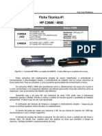 Fichas HP