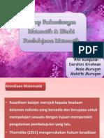 Tahap Perkembangan Matematik & Hiraki Pembelajaran Matematik