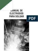 Manual de Electrodos Para Soldar