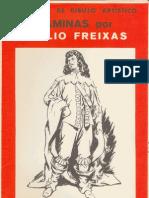 Láminas Emilio Freixas - Serie 15 (Figuras de época)