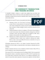 term paper on CTT tax