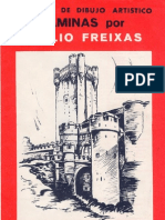 Láminas Emilio Freixas - Serie 24 (Castillos)