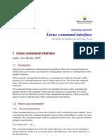 200 LM LinuxCommandInterface
