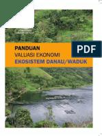 KLH (2010) - Panduan Valuasi Ekonomi Ekosistem Danau