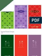 Festivel Packet Design