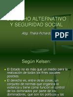 Derecho Alternativo y Seguridad Social