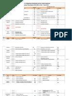 JADWAL BLOK 8 & Praktikum 2013 Revisi Untuk Dr Subandrate