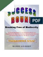 Randy Gilbert - Success Bound