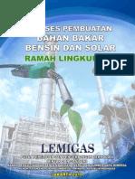 Proses Pembuatan BBB Solar Ramah Lingkungan