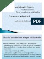 Efectele Persuasiunii - Modele Comportamentale