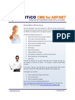 Kentico CMS for Dot Net Groups