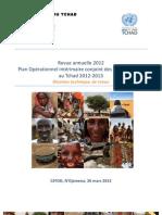 Rapport de Revue annuelle 2012