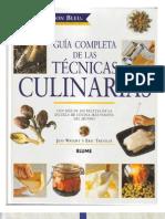 Tecnicas de Cocina Le Cordon Bleu