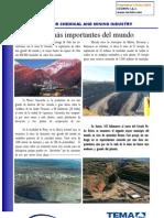 Las explotaciones mineras más importantes del mundo