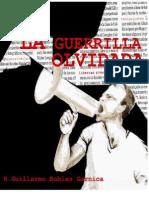Libro La Guerrilla Olvidada