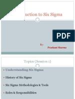 Intro Six Sigma