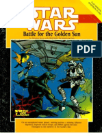 WEG40017 - Star Wars D6 - Battle for the Golden Sun