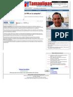 21-04-2013 'Apoyaremos la estructura del PRI en la campaña' Neto Cantú