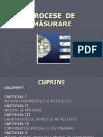 Procese de Masurare 222
