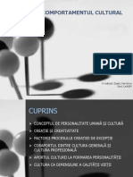 PPT Filosofia Si Sociologia Culturii (1) (1)-1