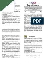 Boletin Fraternal Marzo 2013 GLC-IOOF
