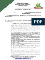 PROGRESSÃO FUNCIONAL - LEI_Nº_438-2008