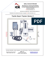 Red Rock Automation - Seam Tracker Manual A