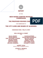 New Haven Charter.08.Submission Version.13 May 2013