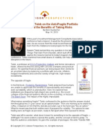 Nassim Taleb on the Anti-Fragile Portfolio