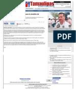 18-02-2013 Avala 'Betico' a Pepe Elías para la alcaldía de Reynosa