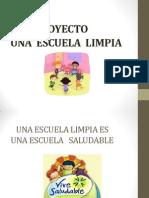 Proyecto Escuela Limpia