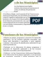 funciones municipios