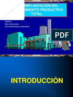 Curso Implantacion Mantenimiento Productivo Total Tpm