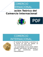 10 TEORÍA DEL COMERCIO INTERNACIONAL