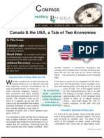 2013Q2 Newsletter - Canada & USA, A Tale of Two Economies (Online Format)