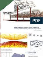 03B Estructuras Poliedricas de Barras