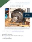 Basics of 3phase Induction Motor Part 4