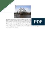 Lemahnya Titik Temu Pertemuan Rangka Menyebabkan Jembatan Runtuh