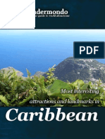 Attractions and landmarks in Caribbean