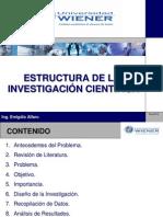 Uw1 2013 - Estructura de La Investigacion Cientifica