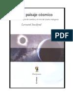 Susskind, Leonard - El paisaje cosmico.pdf