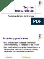 10bis. Analisis Actancial Greimas