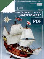 Maly Modelarz 2001-03 - Mayflower