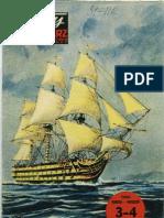 Maly Modelarz 1986-03-04 - HMS Victory