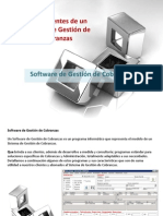 Software Cobranza